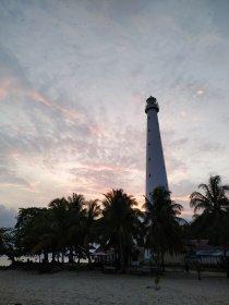 Sunset di Pulau Lengkuas